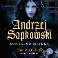 Kohtalon miekka - Andrzej Sapkowski