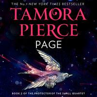 Page - Tamora Pierce
