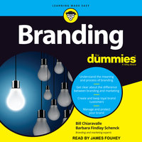 Branding for Dummies - Bill Chiaravalle, Barbara Findlay Schenck