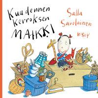 Kuudennen kerroksen Maikki - Salla Savolainen
