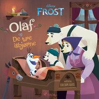 Frost - Olaf og de tre isbjørne - Disney