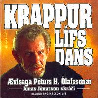 Krappur lífsdans Péturs H. Ólafssonar - Jonas Jonasson
