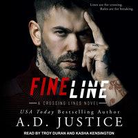 Fine Line - A.D. Justice