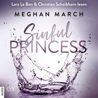 Tainted Prince - Band 2: Sinful Princess - Meghan March