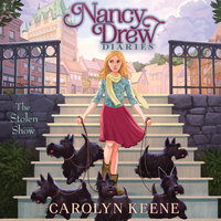 The Stolen Show - Carolyn Keene