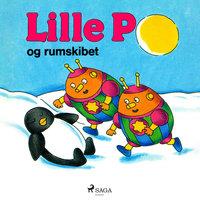 Lille P og rumskibet - Rina Dahlerup