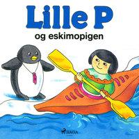 Lille P og eskimopigen - Rina Dahlerup
