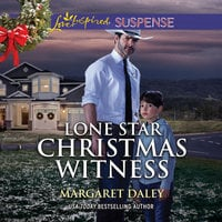 Lone Star Christmas Witness - Margaret Daley
