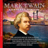 Mark twain: The Complete Novels - Mark Twain