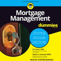 Mortgage Management For Dummies - Eric Tyson, Robert S. Griswold
