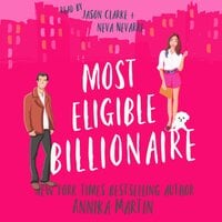 Most Eligible Billionaire - Annika Martin
