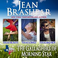 The Gallaghers of Morning Star Boxed Set - Jean Brashear