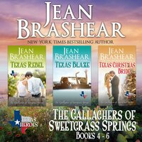The Gallaghers of Sweetgrass Springs Boxed Set Two - Jean Brashear