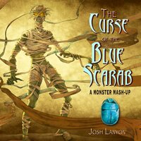 The Curse of the Blue Scarab - Josh Lanyon