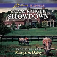 Texas Ranger Showdown - Margaret Daley