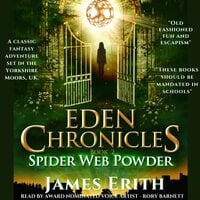 Spider Web Powder - James Erith