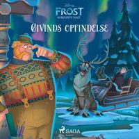 Frost - Nordlysets magi - Øivinds opfindelse - Disney