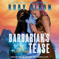 Barbarian's Tease - Ruby Dixon