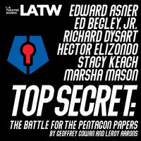 Top Secret: The Battle for the Pentagon Papers (1991) - Leroy Aarons, Geoffrey Cowan