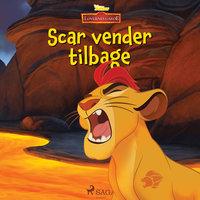 Løvernes Garde - Scar vender tilbage - Disney