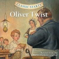 Oliver Twist - Charles Dickens, Kathleen Olmstead