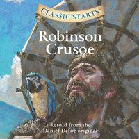 Robinson Crusoe - Daniel Defoe, Deanna McFadden