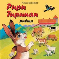 Pupu Tupunan pulma - Pirkko Koskimies,Maija Lindgren