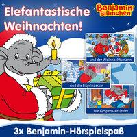 Benjamin Blümchen: Elefantastische Weihnachten - Klaus-P. Weigand, Ulli Herzog, Thomas Platt, Guido Schmelich