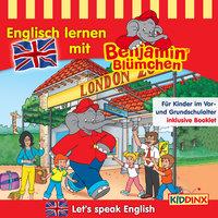Benjamin Blümchen: Englisch lernen mit Benjamin Blümchen - Rosa-Maria Wagner