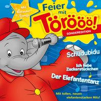 Benjamin Blümchen: Feier mit Törööö! - Das Party-Album - Vincent Andreas