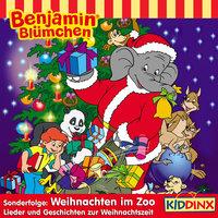 Benjamin Blümchen - Weihnachten im Zoo - Elfie Donnelly, Klaus-P. Weigand