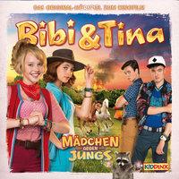 Bibi & Tina 3: Mädchen gegen Jungs - Bettina Börgerding