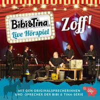 Bibi & Tina - Live Hörspiel: Zoff! - Vincent Andreas