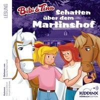 Bibi & Tina Lesung - Schatten über dem Martinshof - Vincent Andreas, Markus Dittrich