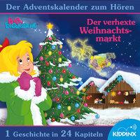 Bibi Blocksberg: Der verhexte Weihnachtsmarkt (Der Adventskalender zum Hören) - Michaela Rudolph