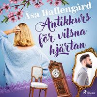 Antikkurs för vilsna hjärtan - Åsa Hallengård