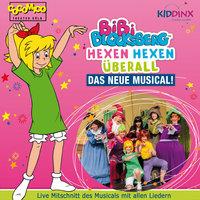 Bibi Blocksberg: Hexen Hexen überall - Das neue Musical - Marcell Gödde