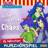 Bibi Blocksberg - Kurzhörspiel: Außerirdisches Chaos - K.-P. Weigand