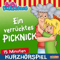 Bibi Blocksberg - Kurzhörspiel: Ein verrücktes Picknick - Klaus-Peter Weigand