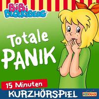 Bibi Blocksberg - Kurzhörspiel: Totale Panik - Klaus-Peter Weigand