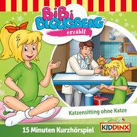 Bibi Blocksberg - Kurzhörspiel: Katzensitting ohne Katze - Klaus-P. Weigand
