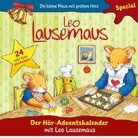 Leo Lausemaus: Der Hör-Adventskalender mit Leo Lausemaus - Maren Hargesheimer
