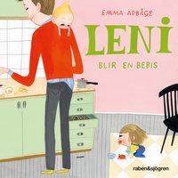 Leni blir en bebis - Emma Adbåge