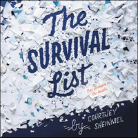 The Survival List - Courtney Sheinmel