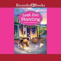 Last Pen Standing - Vivian Conroy