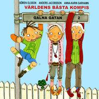 Världens bästa kompis - Anders Jacobsson,Sören Olsson