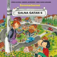 Sommarbarnet - Anders Jacobsson,Sören Olsson
