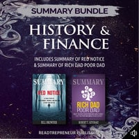 Summary Bundle: History & Finance – Includes Summary of Red Notice & Summary of Rich Dad Poor Dad - Readtrepreneur Publishing