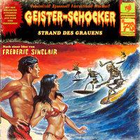 Geister-Schocker - Folge 70: Strand des Grauens - Frederic Sinclair