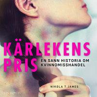 Kärlekens pris: En sann historia om kvinnomisshandel - Nikola T. James